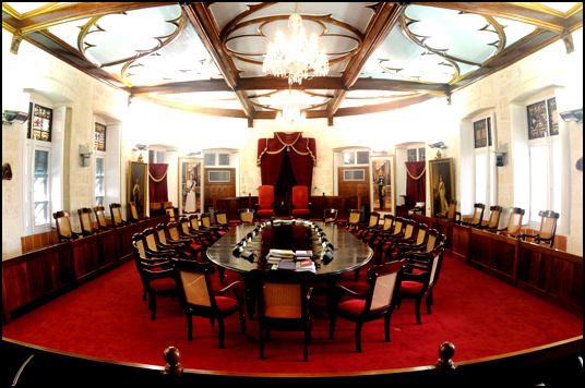 The Senate of Barbados